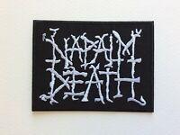 M401 Toppa Stemma Napalm Death 9 6,5 CM