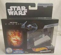 Hot Wheels Star Wars Commemorative Series Darth Vader's Tie Fighter 4 of 9
