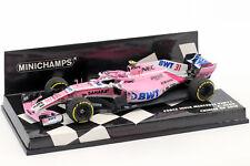 Force India Mercedes Vjm11 #31 Ocon GP China 2018 1/43 Minichamps 417180031