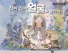 """It's Okay to Not Be Okay """"Finding Your True Face"""" Korean hardcover book"""