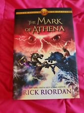 The Mark of Athena [Heroes of Olympus, Book 3]