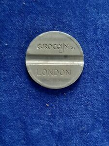 Eurocoin Eurocoin London Token Stamped On Both Sides Extremely Rare