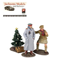 Britains Soldiers WW1 23086 Look At Him Go - 1914 Christmas Truce Set No2