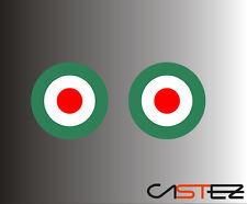 bandera ITALIA diana vespa aufkleber italy flag vinyl PEGATINA STICKER