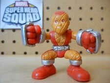 Marvel Super Hero Squad RARE SHOCKER Orange Suit (Spider-Man Villain) - Wave 11