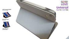 Custodie e copritastiera bianco in silicone/gel/gomma per tablet ed eBook Samsung