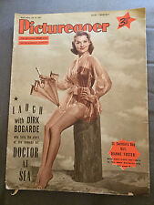 16 JULY 1955 PICTUREGOER MAGAZINE - DOCTOR AT SEA