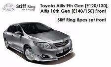 STIFF RING SUBFRAME RIGID COLLAR TOYOTA COROLLA 2006-2013 Front 8pcs