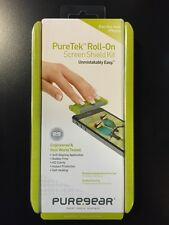 Puregear Apple iPhone 5, 5C, 5S Screen Protector Shield with Kit, 02-001-01837