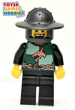 *NEW* LEGO x1 Castle Minifig Dragon Knight Minifig Quarters Green Kingdoms Chess