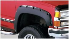 Bushwacker Black Pocket Style Fender Flares For 2007-2014 Chevy Tahoe