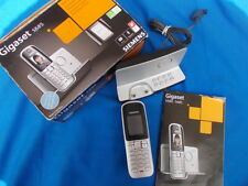 SIEMENS Gigaset S685 Basisstation mit Mobilteil S68H - OVP - Anleitung - gut !!!
