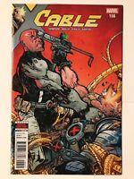 Cable #156 Marvel Comic 1st Print 2018 unread NM