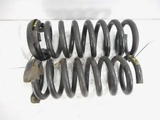 98-02 Lincoln Navigator Front Left Driver & Right Passenger Coil Spring Set OEM