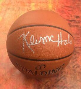 GFA Boston Celtics HOF Legend * KEVIN McHALE * Signed Autograph Basketball COA