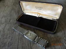 1930 1940 VERTEX REVUE RECTANGULAR 3 COLOURS Revue 54 15J 3ADJ ORGNL BOX SERVICE
