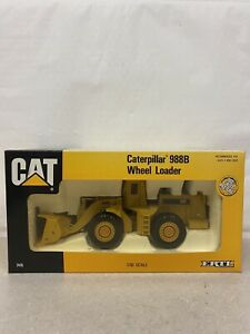 ERTL 1/50 Scale Caterpillar 988B Wheel Loader Die-Cast Replica Model #2435