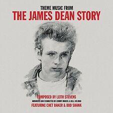 Leith Stevens Theme Music From The James Dean Story LP Vinyl 10 Track 180 Gram