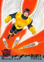 ANGEL / X-Men Fleer Ultra 1995 BASE Trading Card #88