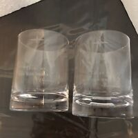 2 Trust Me, You Can Drink. Signed By Bourbon And Vodka Old Fashion Glasses