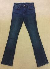 Lee Bootcut Jeans Size 11 Dark Wash