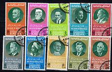 Jordan Famous People Builders of the World set 1969
