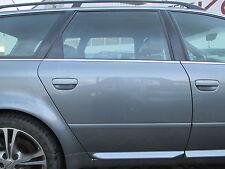 Tür hinten rechts AUDI A6 S6 4B Avant grau LY7L