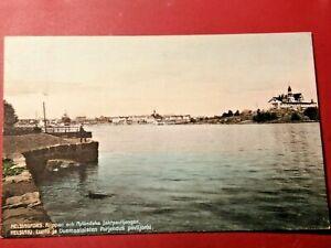 Finland/Russia*Carte Postale-Finlande *Postcard-3.2.1910*Klippan Helsinki