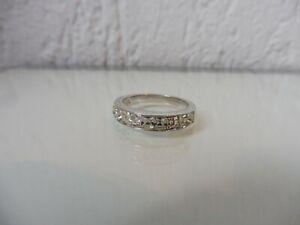 Noble Ring, Stainless Steel With Geschliffeneren Stones,Size 58,Swarovski