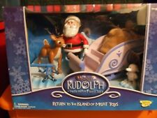 "NEW MEMORY LANE ""RUDOLPH ISLAND OF MISFIT TOYS""  RETURN TO THE ISLAND OF MISFIT"