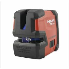 Hilti laser level PM 2-L Line laser Laser line send rotating magnetic L bracket