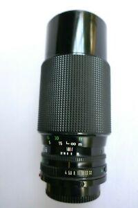 Canon - FD 70-210mm/F4 manual focus zoom lens
