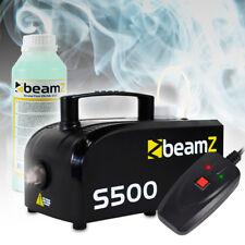 Smoke Machine Fog Mist Haze Hazer Effect 250m Fluid DJ Disco Christmas Pack4
