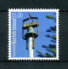 Norfolk Island 2013 MNH Church Bell Sets IV 1v Set Religion Churches Stamps