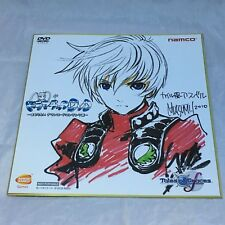 Tales of Graces f Dramatic DVD Mutsumi Inomata Autograph Namco Japan Import