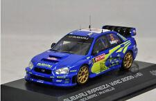 1:43 HPI Subaru Impreza #5 WRC 2005 Die Cast Model