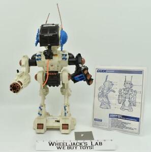 Armor-Bot Star Brigade With Instructions 1993 GI Joe Hasbro Figure Vehicle