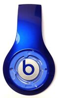 Genuine Beats by Dre Studio 2.0 2 Exterior Outside Panel Part Left - Blue