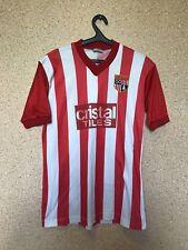 Stoke City ENGLAND 1986/1987 HOME FOOTBALL SHIRT JERSEY MAGLIA Vintage