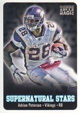 2012 Topps Magic Adrian Peterson Supernatural Stars SS-AP Vikings / Cardinals