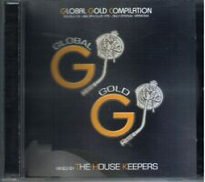 AA.VV. GLOBAL GOLD COMPILATION MIXED THE HOUSE KEEPERS DOPPIO CD