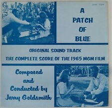 A patch of Blue 33 tours Jerry Goldsmith 1965