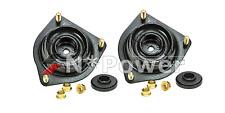 MACKAY RUBBER FRONT STRUT MOUNT KIT X2 FOR Ford Laser, Mazda 323