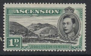 Ascension, Sc 41 (SG 39), MHR