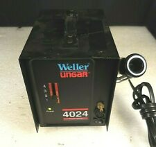 Weller UNGAR 4024-0 Soldering Service Center Unit (120VAC, 1A, 60Hz/ 24VDC, 2A)
