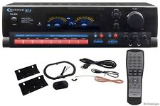 1500W HOME AUDIO STEREO RECEIVER SYSTEM PRE-AMP AMPLIFIER iPOD iPHONE MP3 INPUT