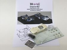 MID28 1:43 kit of 1962 Chaparral MK 1 Meisterbrauser, car #23, Harry Heuer