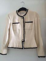 Veste Chanel Haute Couture Rare