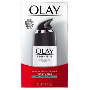 Olay Regenerist Fragrance-Free Regenerating Face Serum - 1.7 fl oz