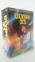 COFFRET 4 DVD - ULYSSE 31 - BOX VOLUME 2 ÉPISODES 14 A 26 VERSION REMASTÉRISÉE
